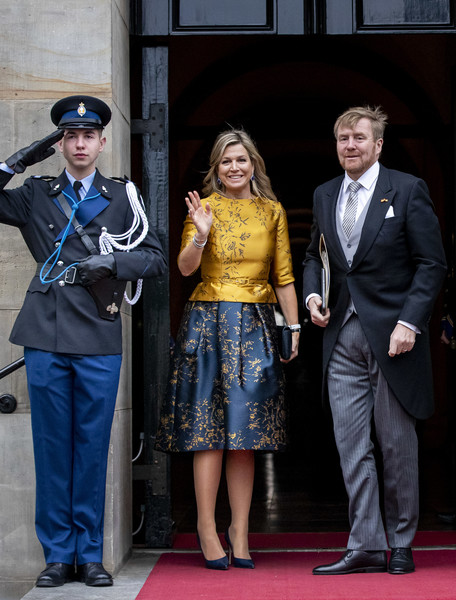 Dutch+Royal+Family+Attends+New+Year+Reception+qm6PpG-pOegl