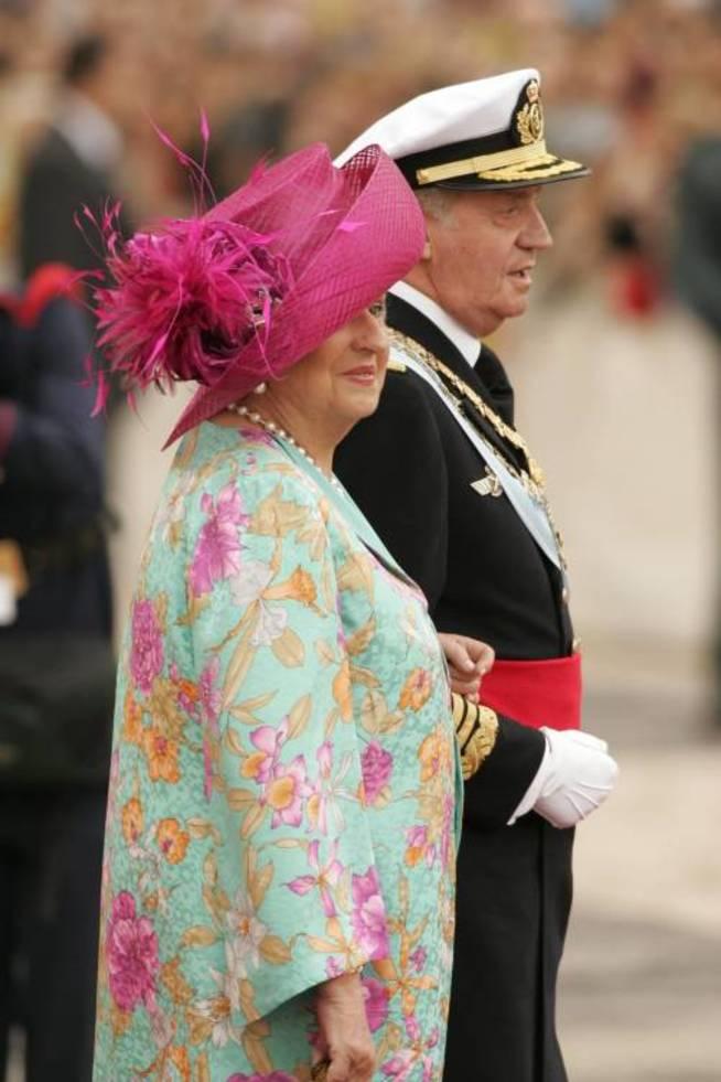 boda-del-entonces-principe-felipe-y-letizia-ortiz-en-2004-cordon-press