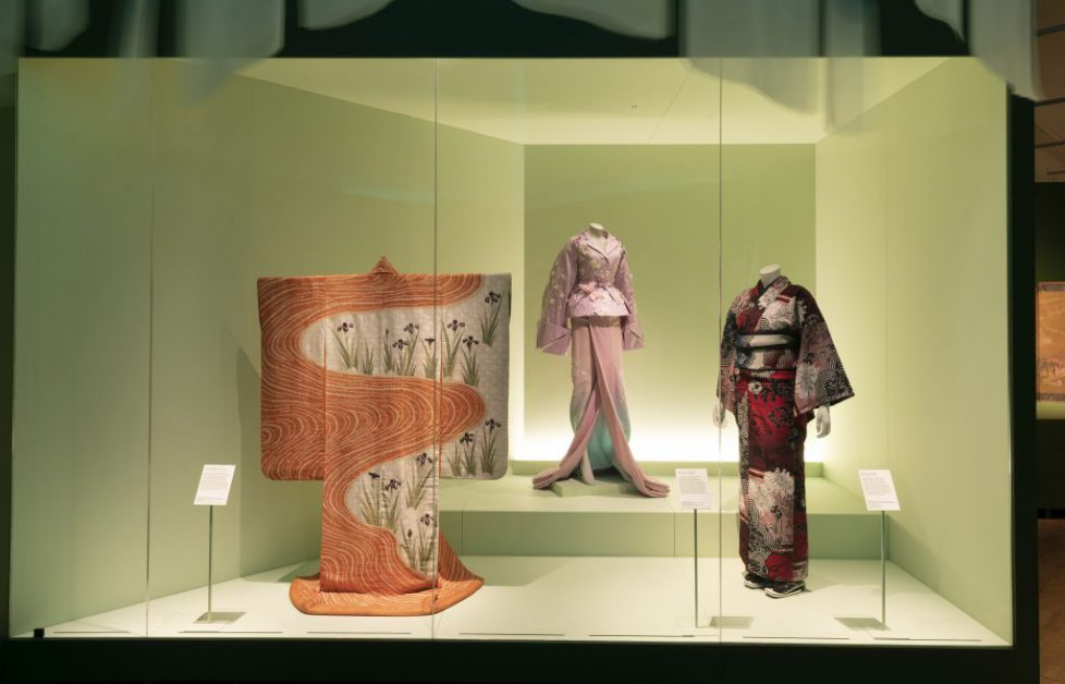 Kimono Exhibition, 25th February 2020