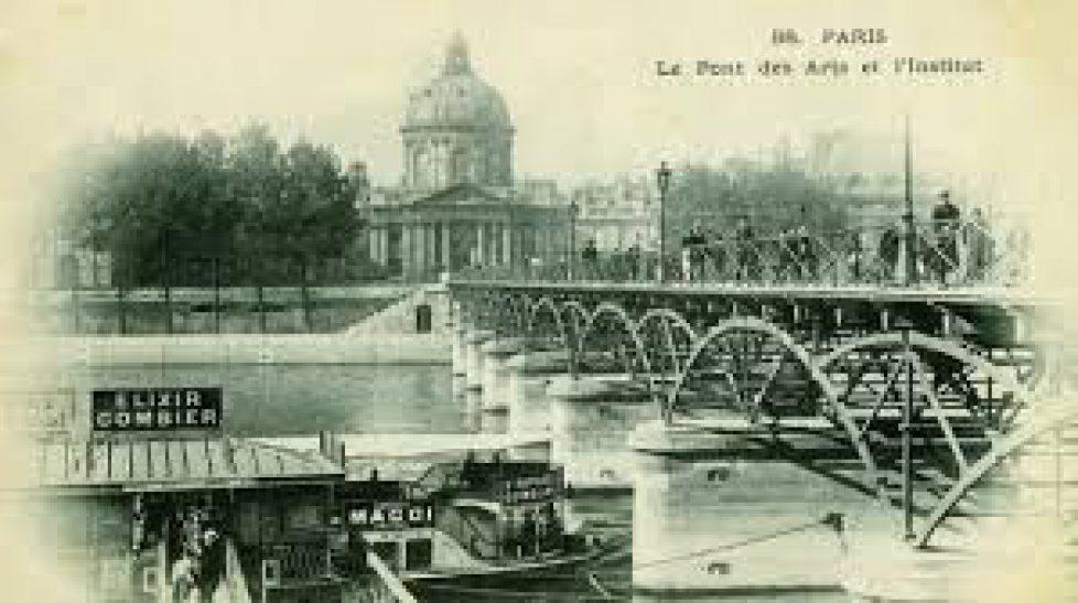 pont des arts hist