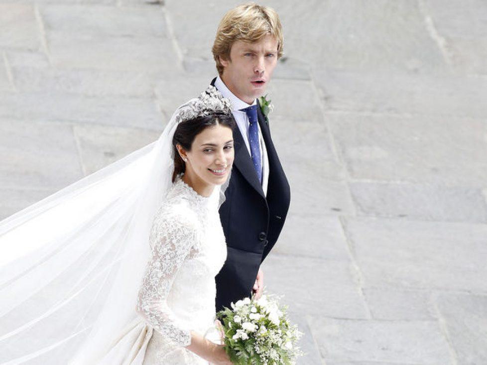 Mariage du prince Christina de Hanovre et Alessandra De Osma à Lima