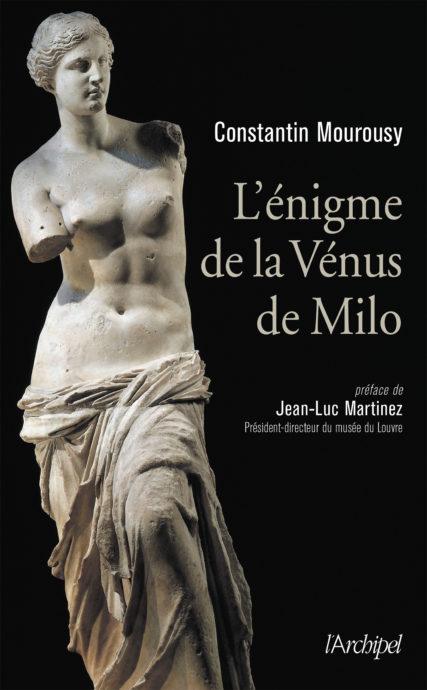 MOUROUSY-L'ENIGME DE LA VENUS DE MILO_COUV.indd