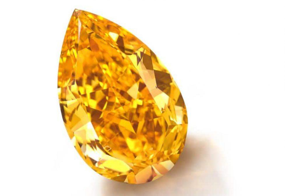 diamant orange 2 png