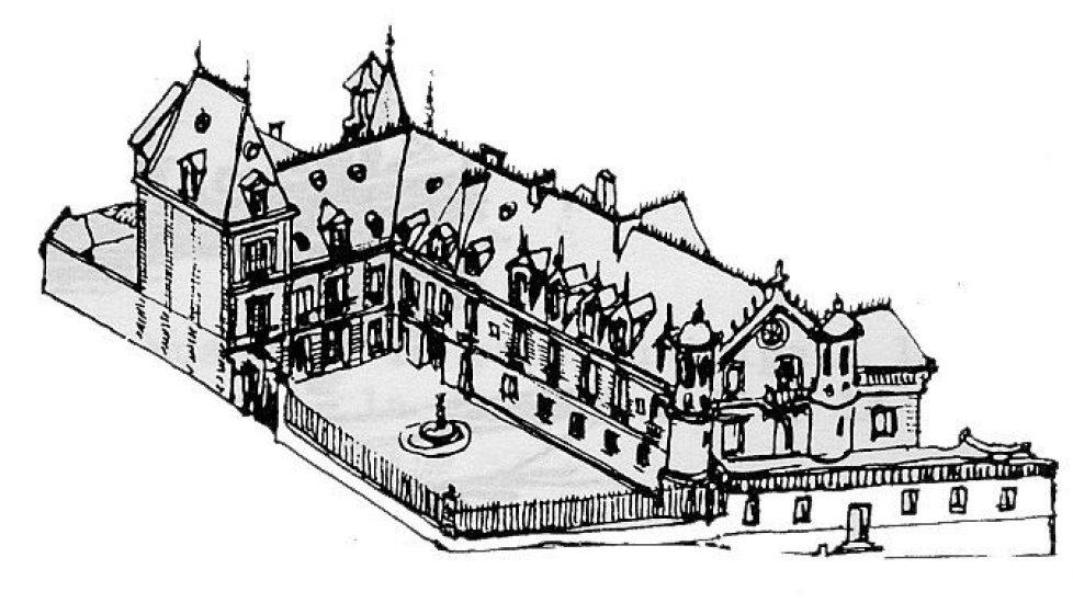 chateau-prieureBeaudouin