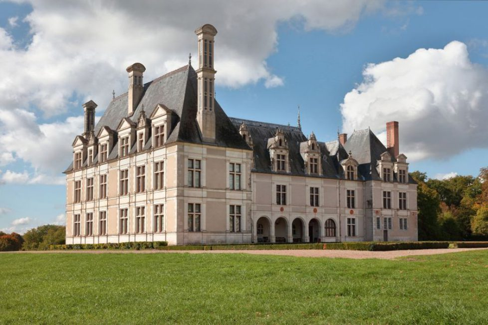 Chateau de Beauregard, Cellettes, Loire Valley, Centre, France