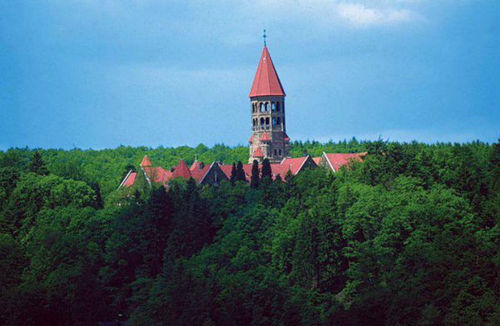 Clervaux-Abbaye-St-Maurice-et-St-Maur