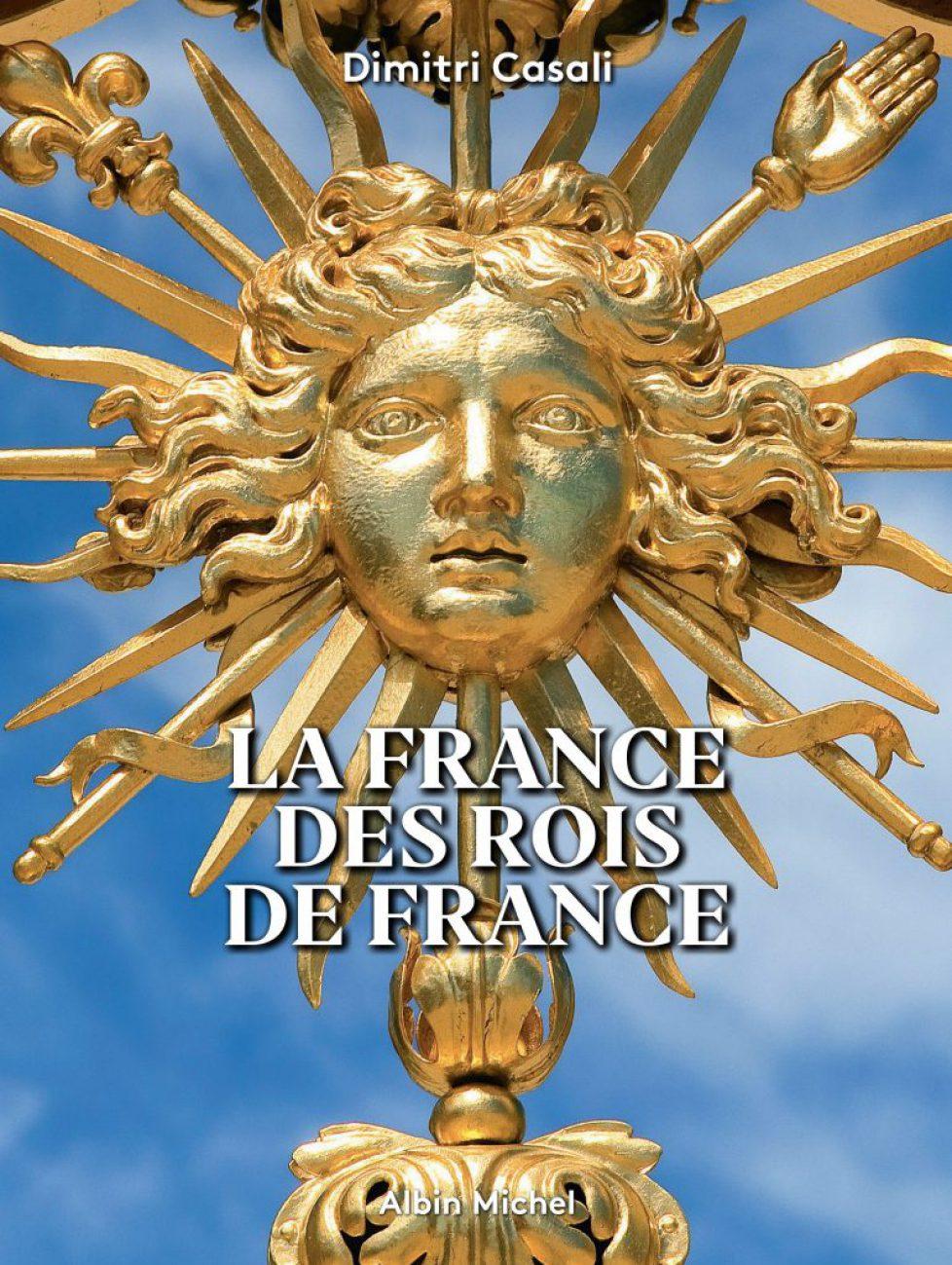 La France des Rois de France Couverture PRINT.indd