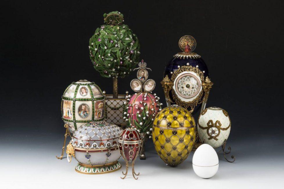 Huevos-Faberge