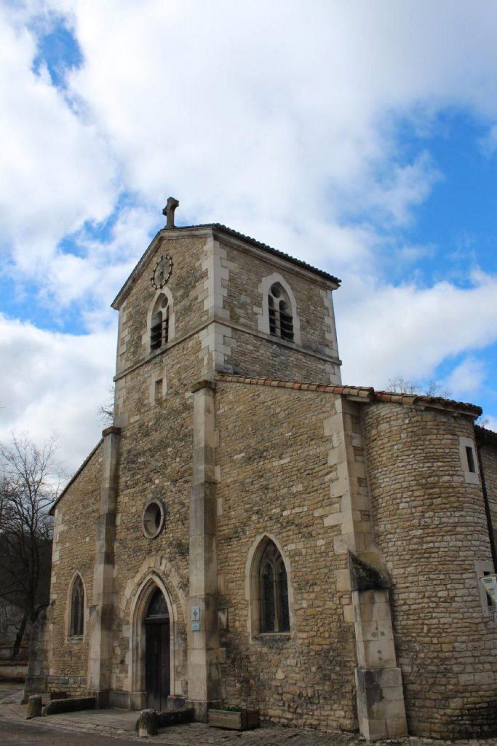 Domremy eglise saint remy