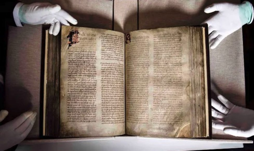 Manuscrit Lismore