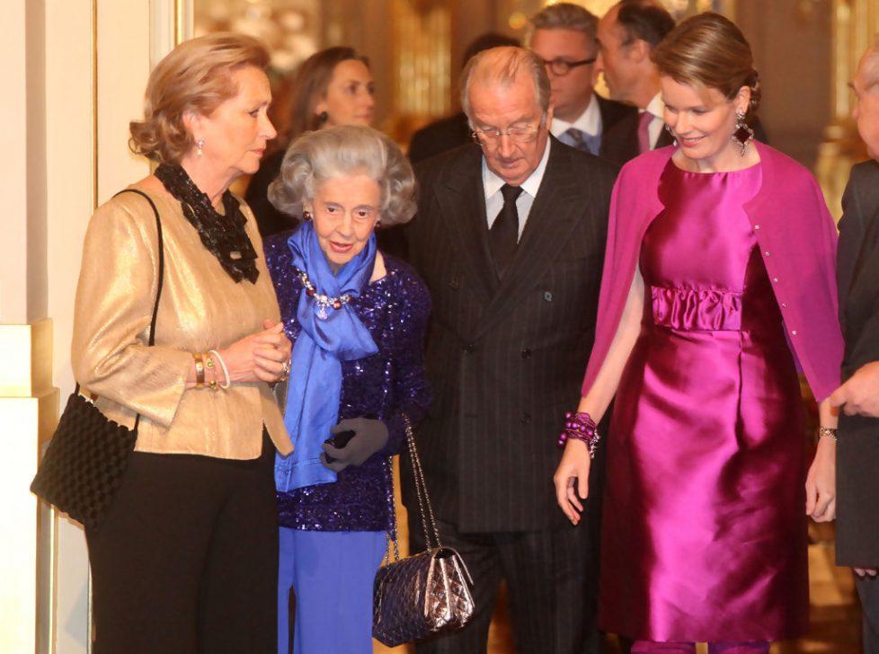Belgian+Royal+Family+Christmas+Concert+Reception+WpG8C6elOd8x