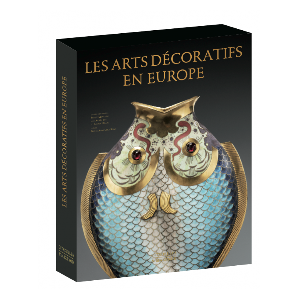 les-arts-decoratifs-en-europe-