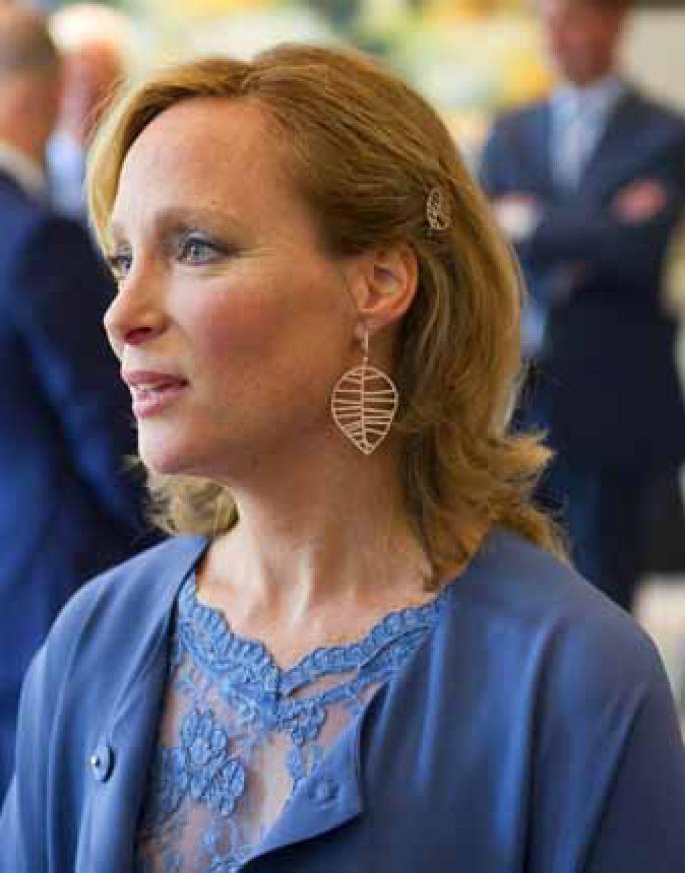 """Margherita Borbone di Parma presenta la linea di gioielli """"Roell Jewellery"""""""