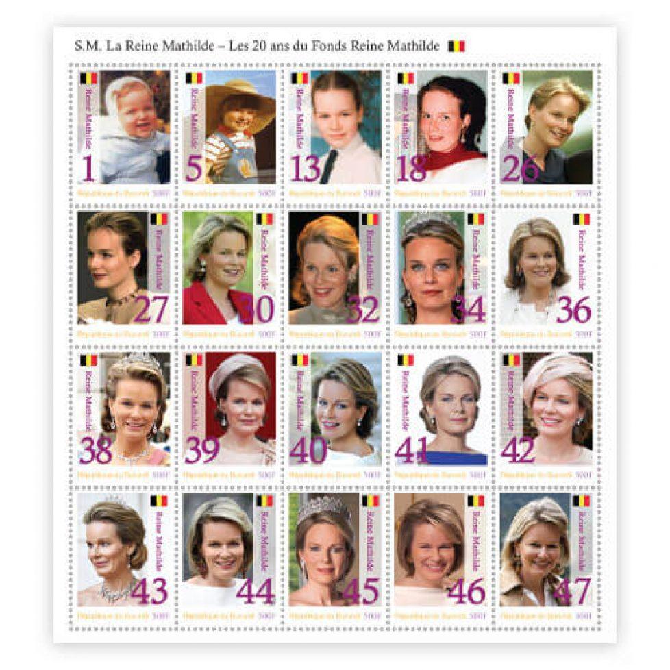 Postzegelvel-Koningin-Mathilde-Levensweg