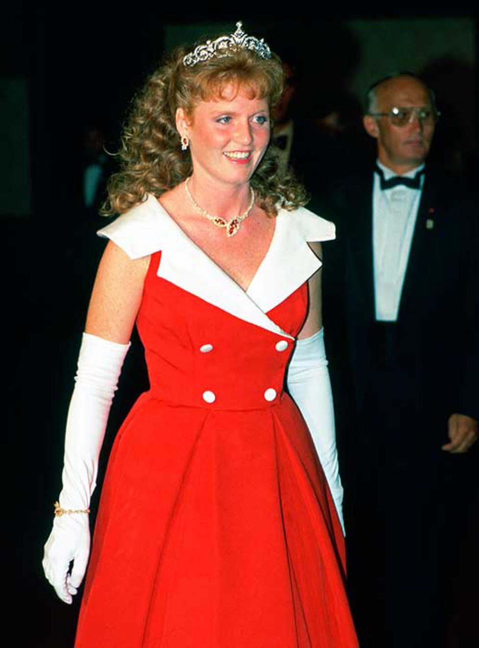 sarah-ferguson-red-dress-tiara-a