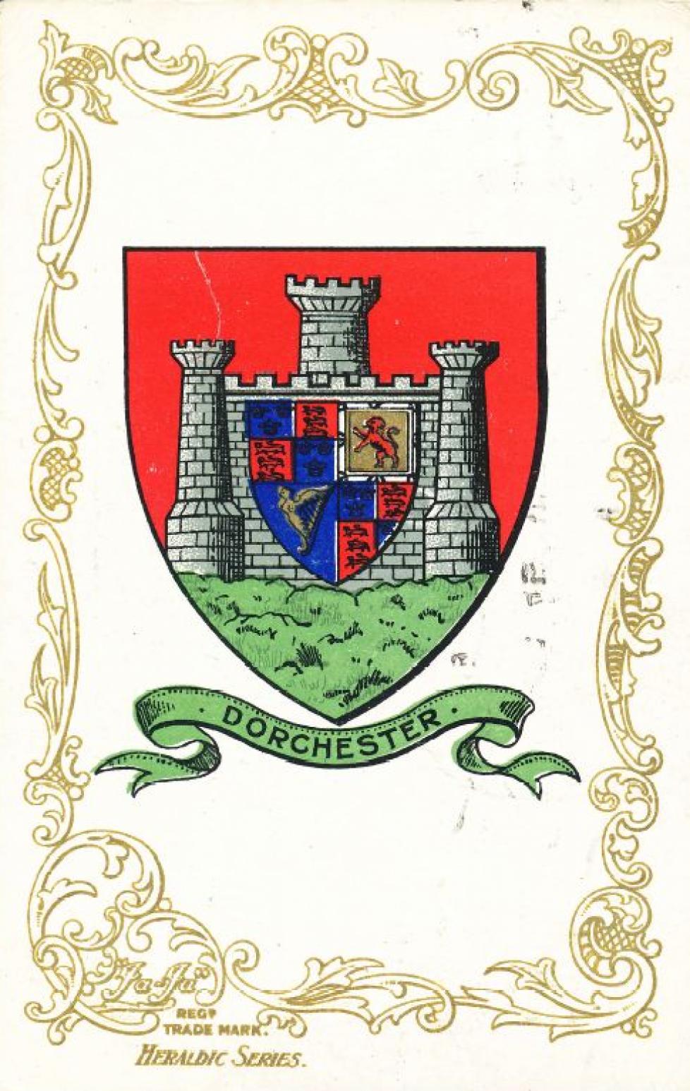 1 - Armes du Dorchester