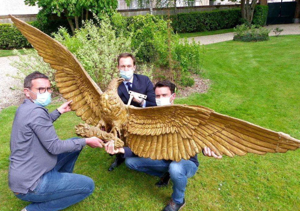 aigle-imperial-napoleon-sous-prefet-lisieux