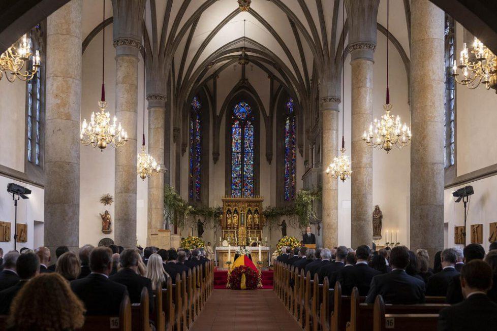 Trauerfeier I.D. Fürstin Marie, Vaduz